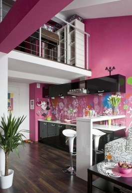 Awesome Wall Paint Color Combination Design Ideas For The Beauty Of Your Home Interior16