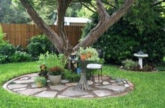 Comfortable Backyard Decoration Ideas For Your Summer13