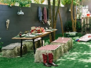 Comfortable Backyard Decoration Ideas For Your Summer19