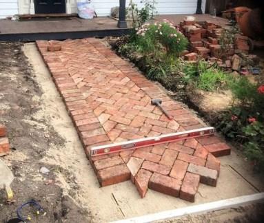 Creative Diy Garden Walkways Ideas For Stunning Home Yard18