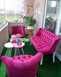 Creative Ideas To Decorate Your Outdoor Room09