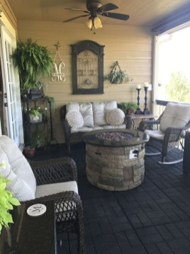 Creative Ideas To Decorate Your Outdoor Room16