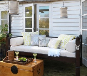 Creative Ideas To Decorate Your Outdoor Room18