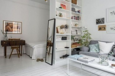 Decorating Ideas For Diy Small Apartments With Low Budget In11
