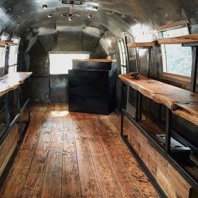 Enchanting Airstream Rv Design And Decoration Ideas For Your Travel Comfort16