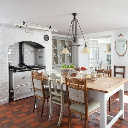 Extraordinary County Rustic Kitchen Ideas For Inspiration18