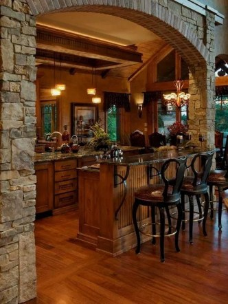 Extraordinary County Rustic Kitchen Ideas For Inspiration20