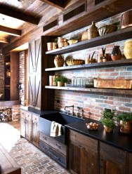 Extraordinary County Rustic Kitchen Ideas For Inspiration24