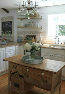 Extraordinary County Rustic Kitchen Ideas For Inspiration28