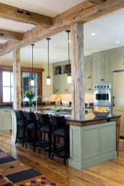 Extraordinary County Rustic Kitchen Ideas For Inspiration30
