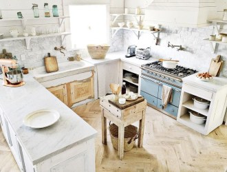 Extraordinary County Rustic Kitchen Ideas For Inspiration38