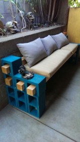 Fabulous Diy Outdoor Bench Ideas For Your Home Garden01