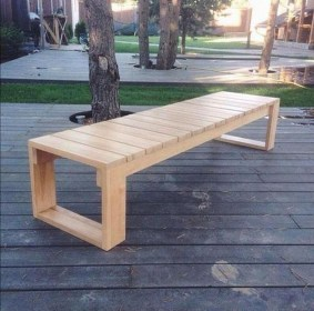 Fabulous Diy Outdoor Bench Ideas For Your Home Garden04