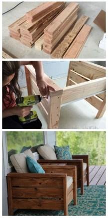 Fabulous Diy Outdoor Bench Ideas For Your Home Garden09