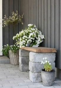Fabulous Diy Outdoor Bench Ideas For Your Home Garden41
