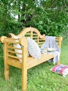 Fabulous Diy Outdoor Bench Ideas For Your Home Garden44