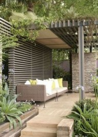 Impressive Gazebo Design Inspiration For Minimalist Garden04