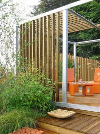 Impressive Gazebo Design Inspiration For Minimalist Garden23