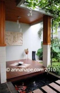Impressive Gazebo Design Inspiration For Minimalist Garden36