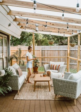 Incredible Decoration Ideas For Comfort Outdoor Your Home25