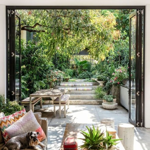 Incredible Decoration Ideas For Comfort Outdoor Your Home46