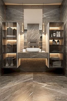 Luxury Bathroom Decoration Ideas For Enjoying Your Bath05