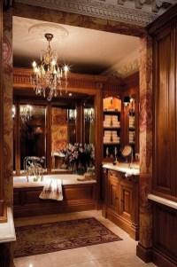 Luxury Bathroom Decoration Ideas For Enjoying Your Bath28