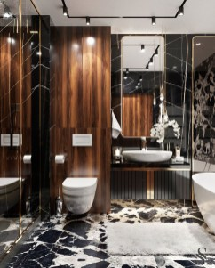 Luxury Bathroom Decoration Ideas For Enjoying Your Bath30
