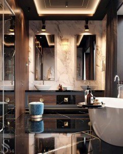 Luxury Bathroom Decoration Ideas For Enjoying Your Bath31