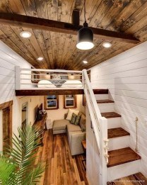 Smart Ideas For Decorating A Tiny House For Your Comfortable Family05