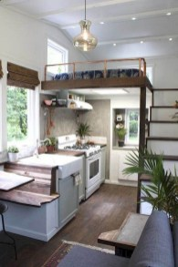Smart Ideas For Decorating A Tiny House For Your Comfortable Family12