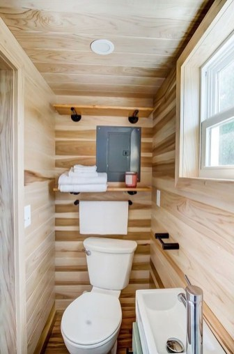 Smart Ideas For Decorating A Tiny House For Your Comfortable Family30