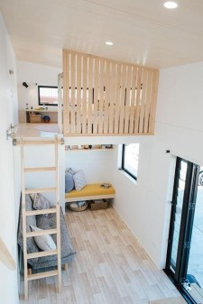Smart Ideas For Decorating A Tiny House For Your Comfortable Family32