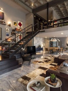 The Best Decorations Industrial Style Living Room That Will Amaze Your Guests03
