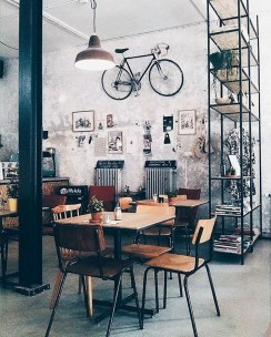 The Best Decorations Industrial Style Living Room That Will Amaze Your Guests32