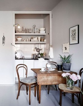 The Most Effective Tiny Dining Room Design Ideas17