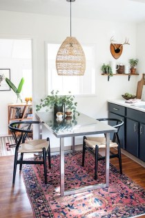 The Most Effective Tiny Dining Room Design Ideas20