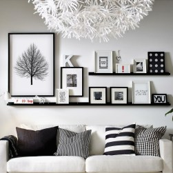 Top And Stunning Living Room Wall Decorations Never Seen Before11