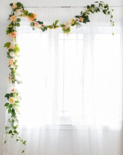 Amazing Diy Flower Wall Decoration For You Try21