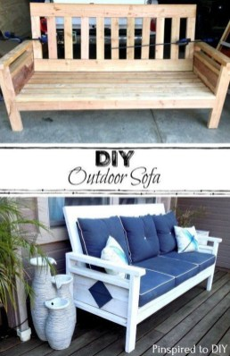 Awesome Diy Outdoor Furniture Project Ideas You Have Must See08
