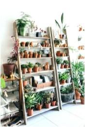 Awesome Diy Plant Shelf Design Ideas To Organize Your Garden01