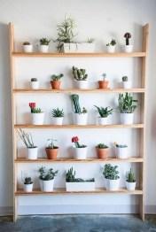 Awesome Diy Plant Shelf Design Ideas To Organize Your Garden02