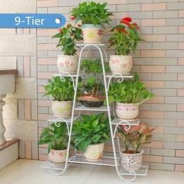 Awesome Diy Plant Shelf Design Ideas To Organize Your Garden05