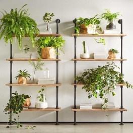 Awesome Diy Plant Shelf Design Ideas To Organize Your Garden14