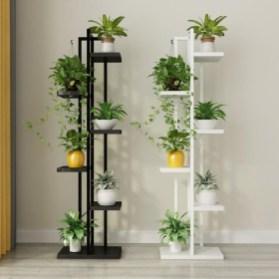 Awesome Diy Plant Shelf Design Ideas To Organize Your Garden28