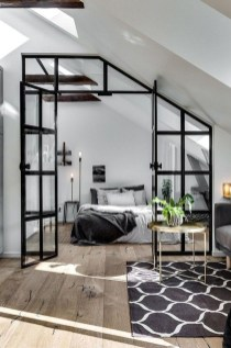 Awesome Industrial Style Bedroom Design Ideas03