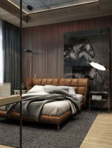 Awesome Industrial Style Bedroom Design Ideas12