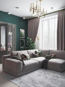 Beautiful Living Room Interior Decorations You Need To Know37