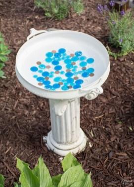 Bird Bath Design Ideas For Your Backyard Inspiration27