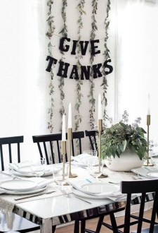 Cheap Diy Thanksgiving Decoration Ideas For Your Apartment02